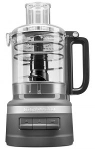 2,1 Liter Food Processor in silber von KitchenAid