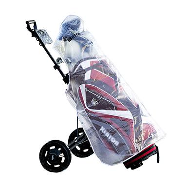 Golf Essentials 4/2019 Regenhaube