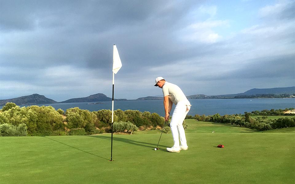 Bay Course 2 - Costa Navarino: Golfreise ins Paradies am Meer