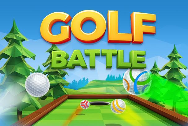 Golf Spiele Smartphone Konsole