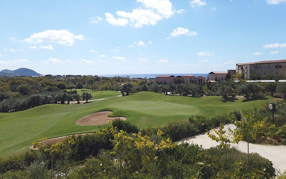 Dunes Course - Costa Navarino: Golfreise ins Paradies am Meer