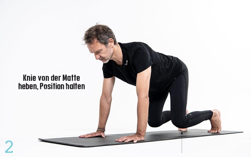 Pilates FlyingCat Step2 - Pilates Teil 3: Hüfte und Lendenwirbelsäule