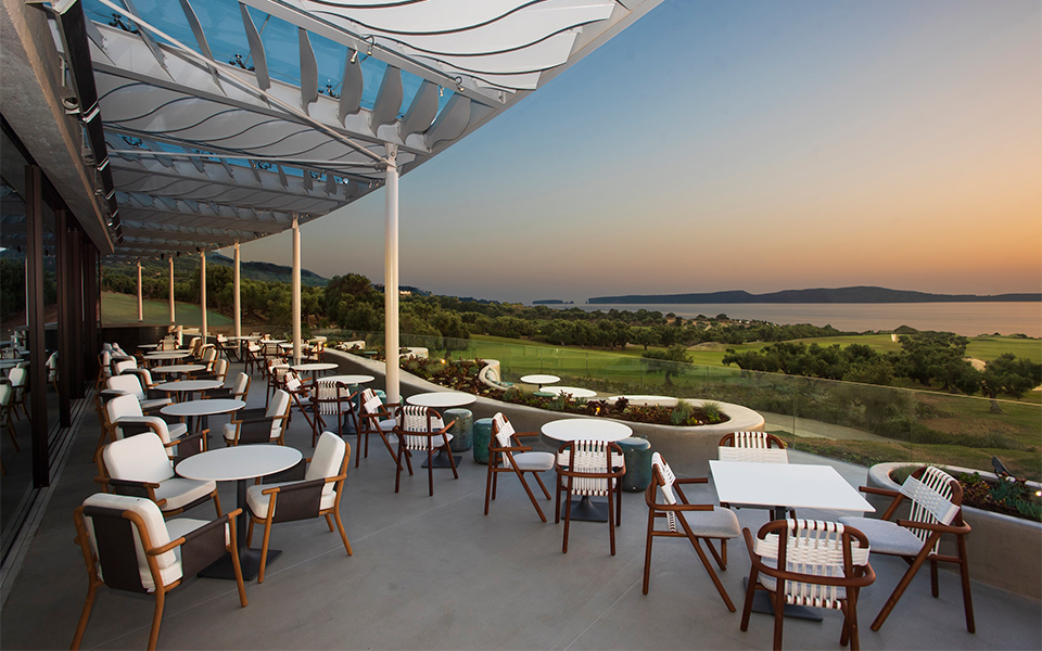 The Bay CLubhouse 2 - Costa Navarino: Golfreise ins Paradies am Meer