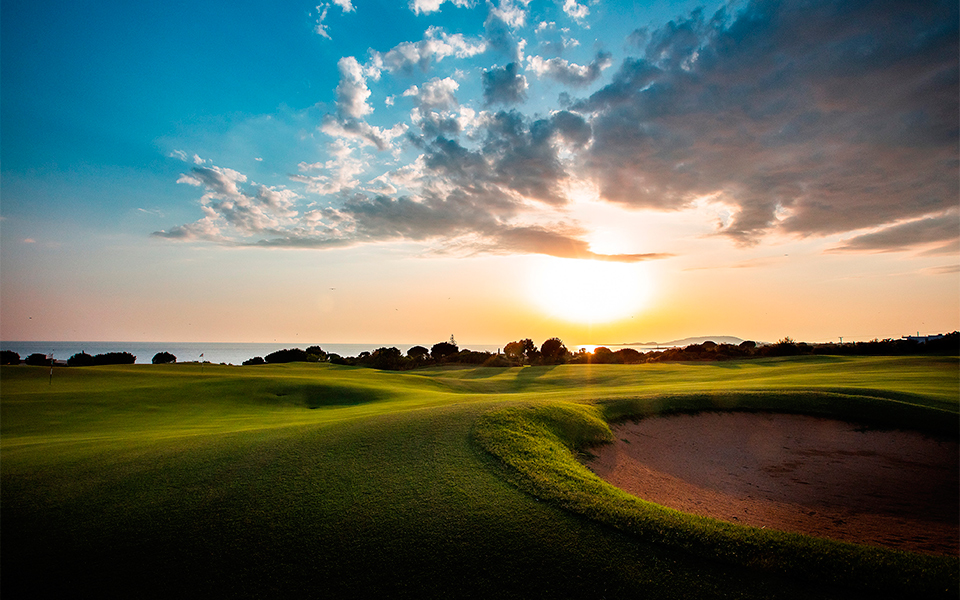 Costa Navarino Golfreise