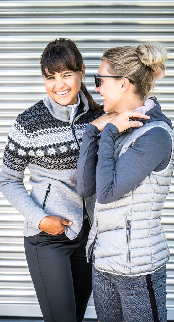 Winter Golfmode Damen
