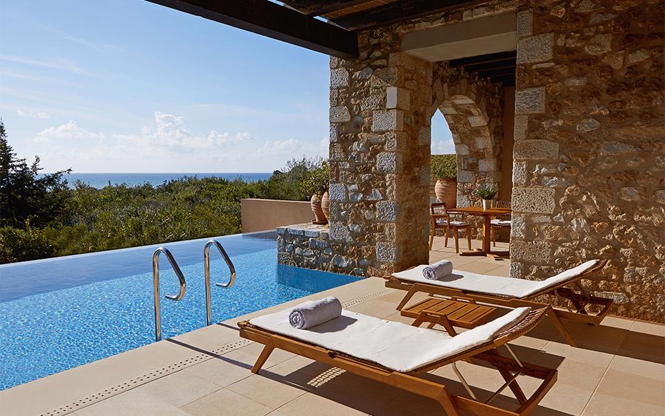 Westin Premium Suite 2 - Costa Navarino: Golfreise ins Paradies am Meer