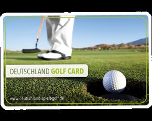Deutschland Golf Card