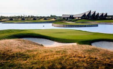 Great Northern Golfanlage und Clubhaus