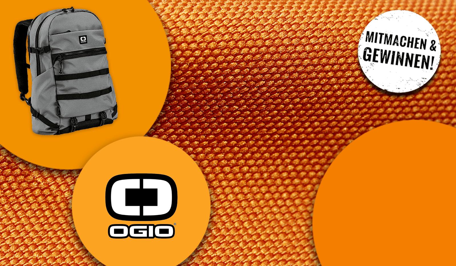 "gewinnspiel ogio backpack 2 - Gewinnen Sie den ""Alpha Convoy 320"" Backpack"