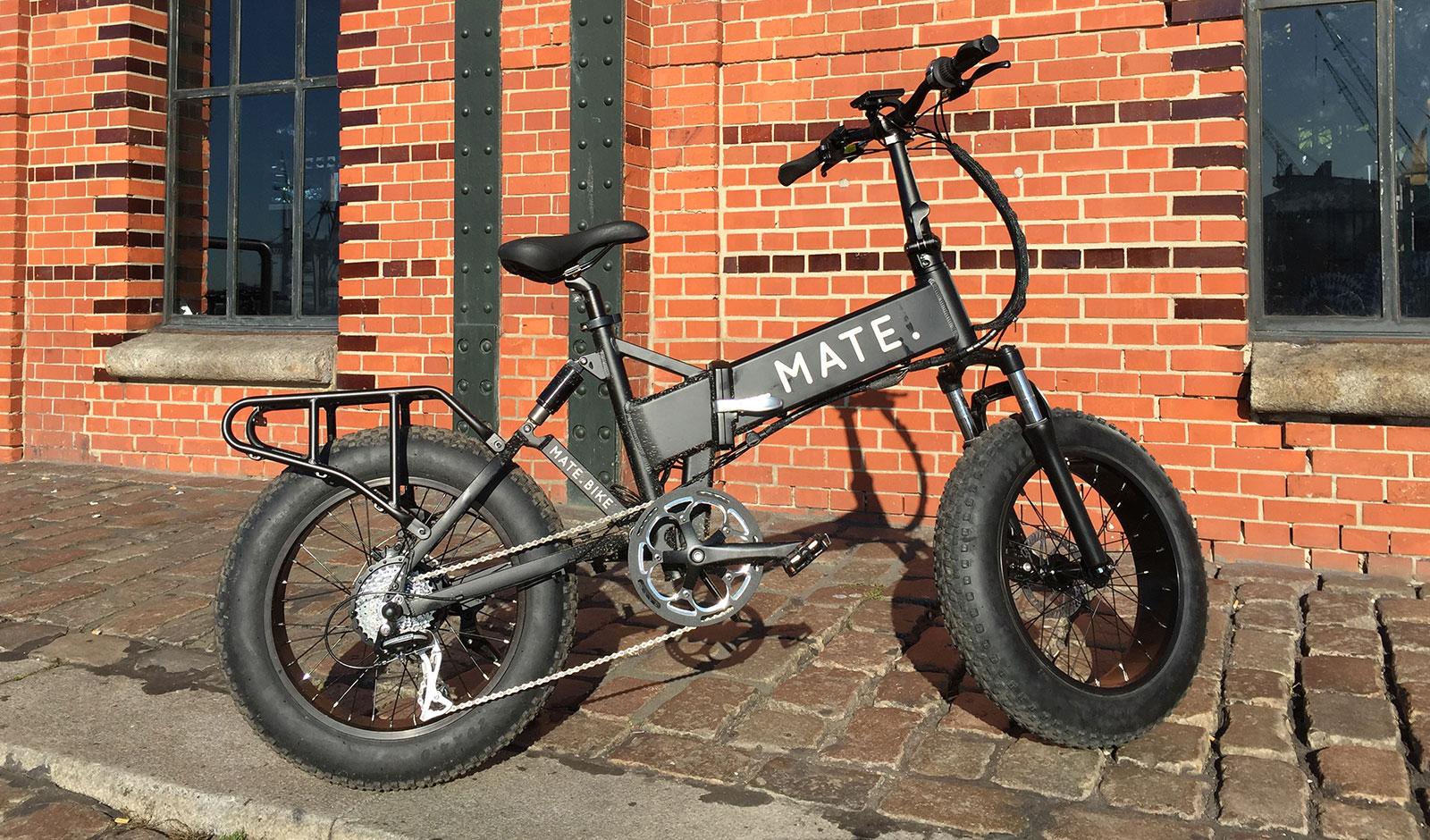E-Bike Mate X