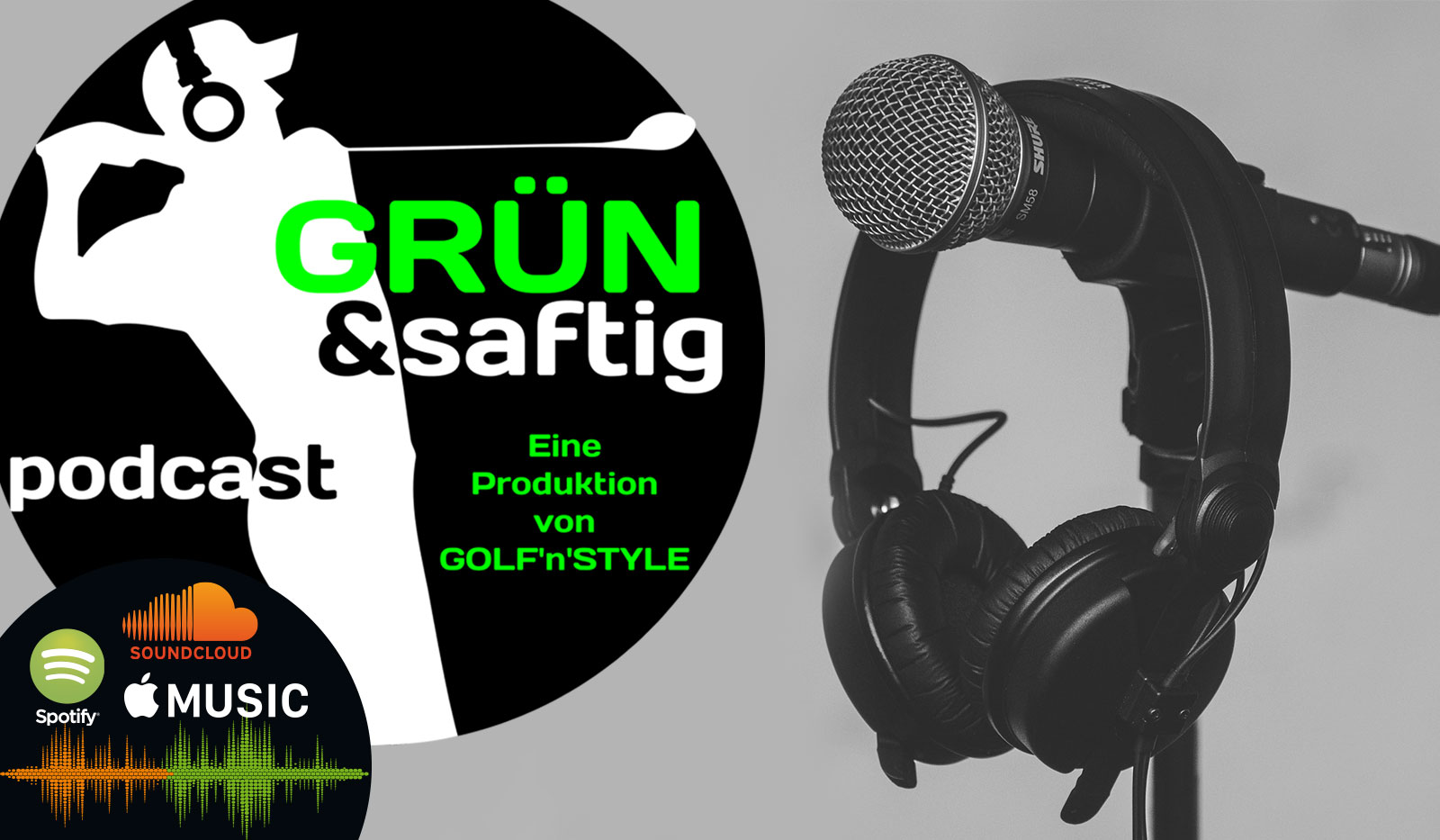 "Podcast ""Grün & saftig"""
