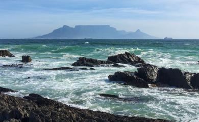 Cape Town Küste
