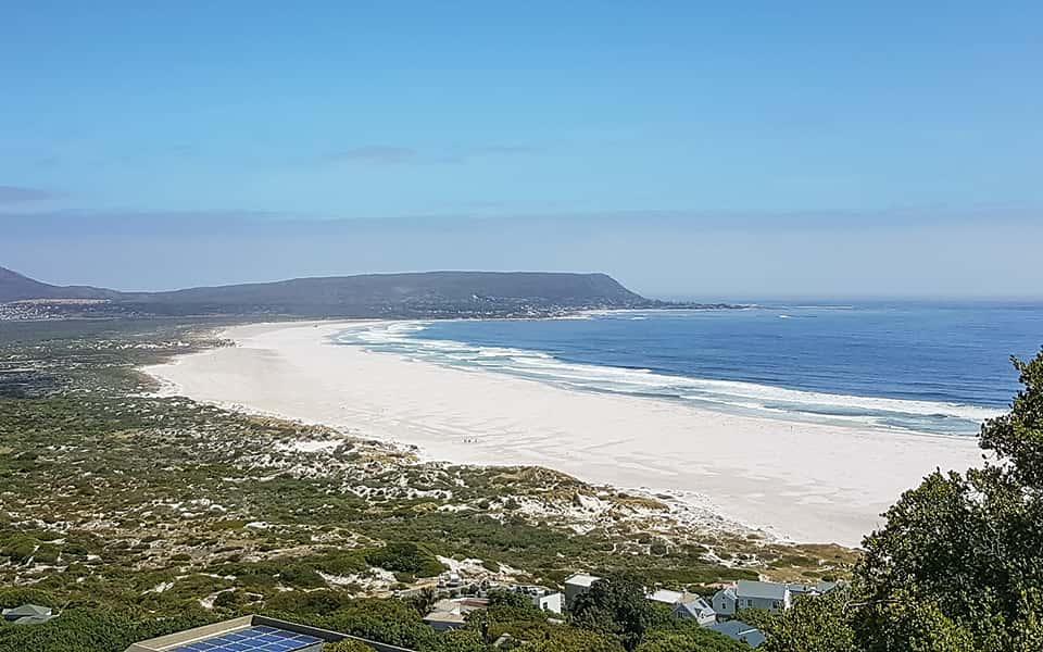 Aussicht Cape Town