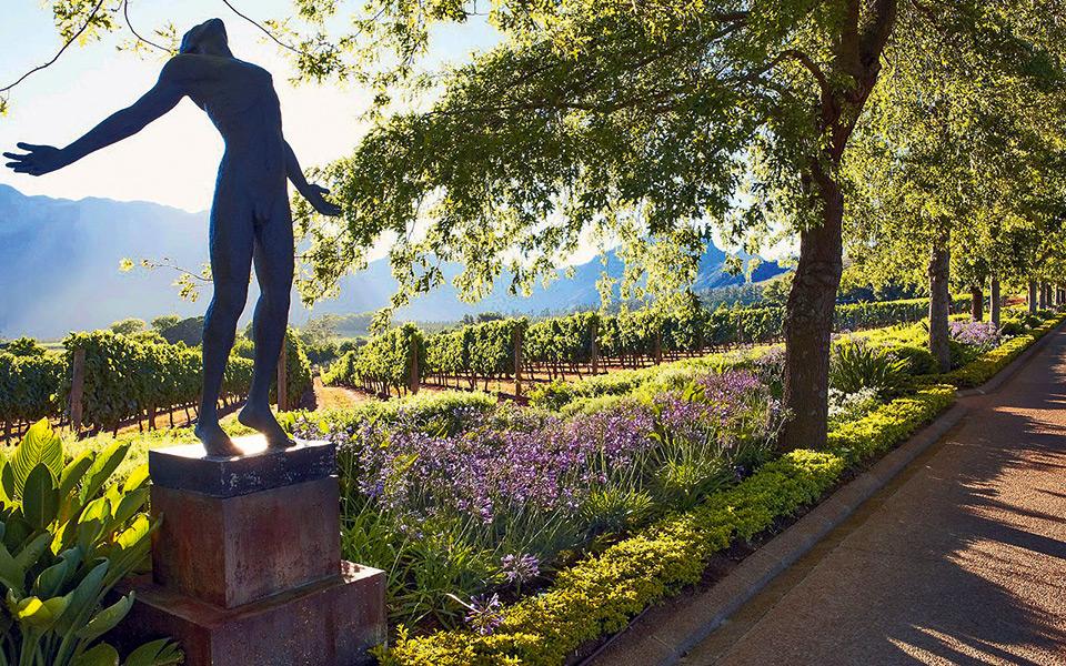 Weingut Delaire Graff Estate