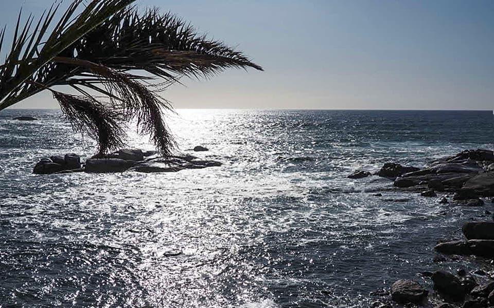 Küste Cape Town