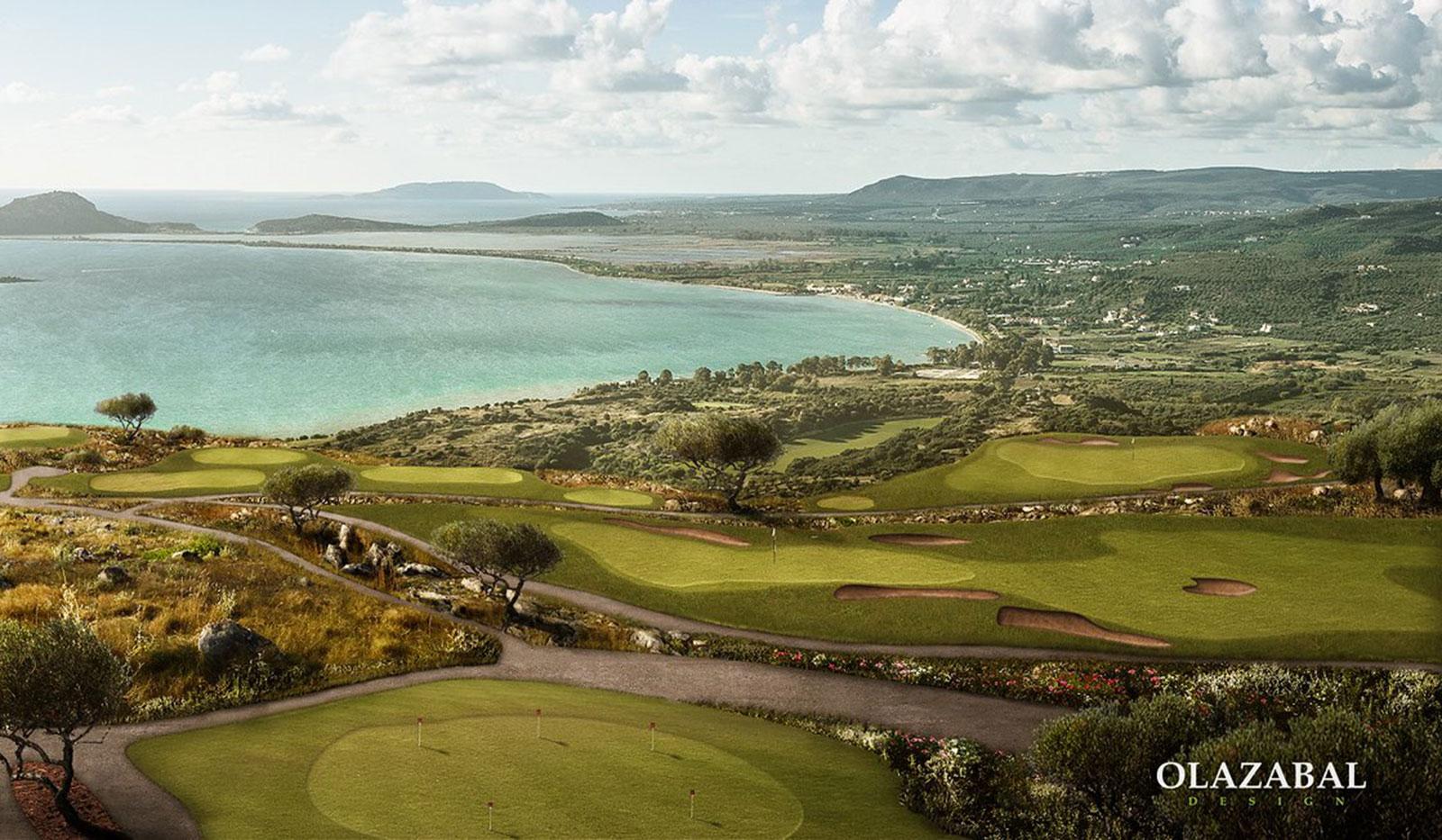 Golfplatz Costa Navarino