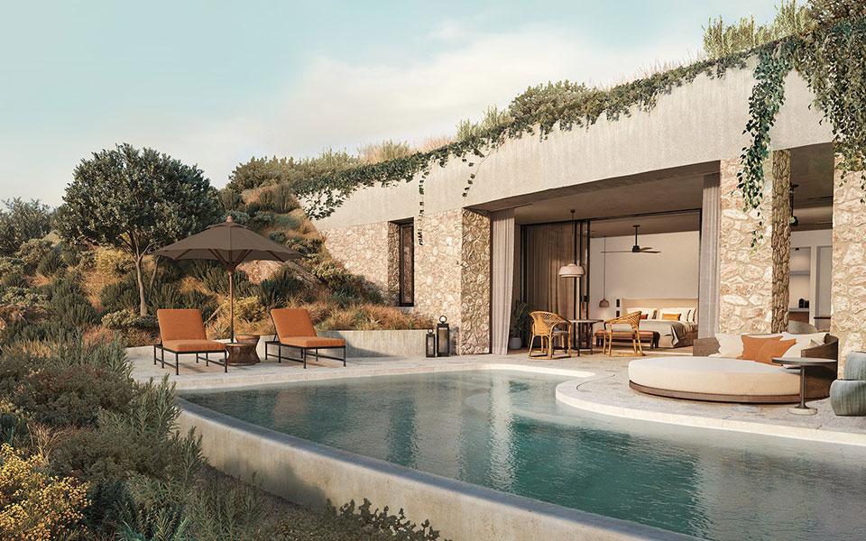 CostaNavarino_Beachfron Pool