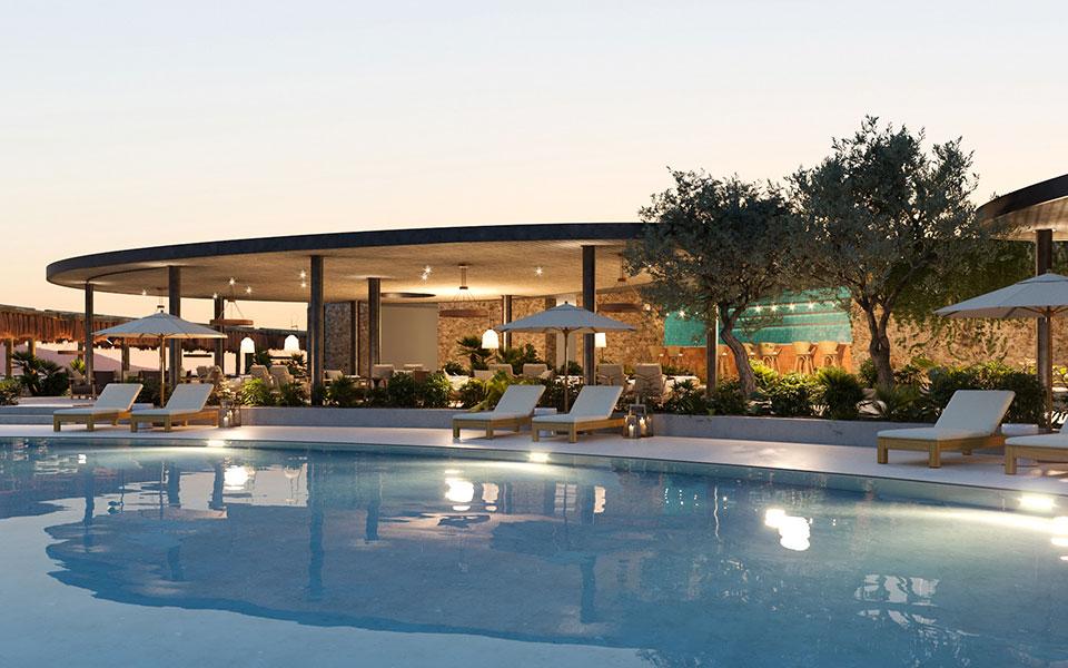CostaNavarino_Waterfront Pool