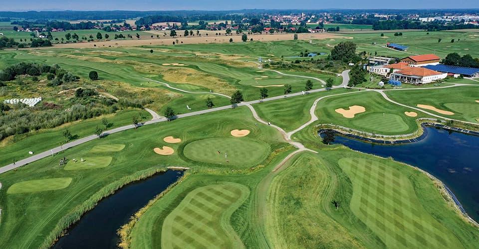 Golfplatz Golf Valley