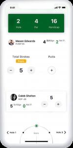 Digitale Scorekarten in der GolfClix App