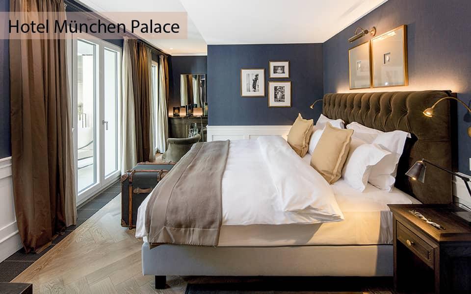 Hotel München Palace Zimmer