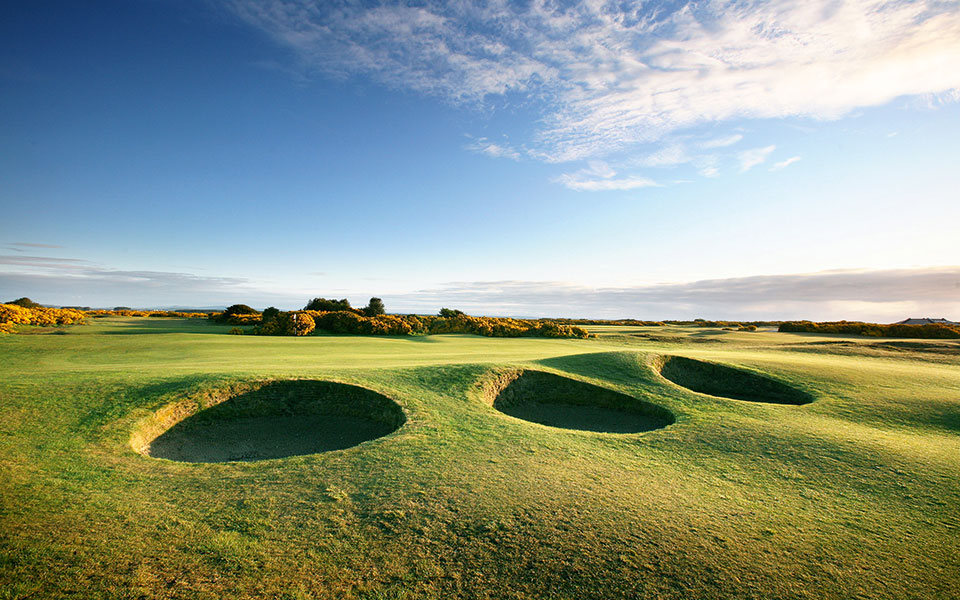 St. Andrews New Course