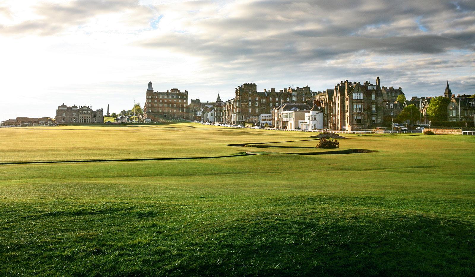 Golfanlage St. Andrews