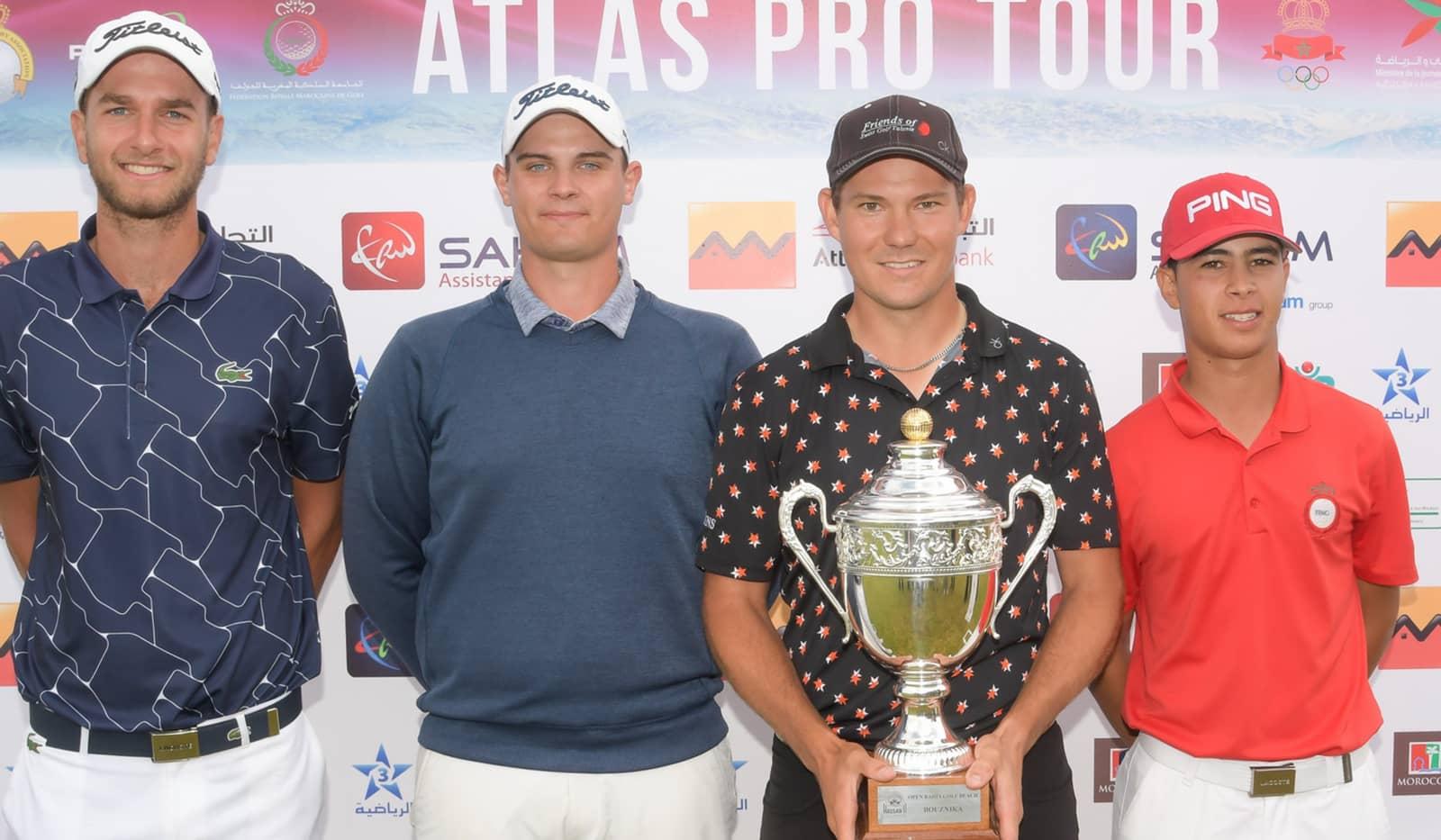 Open Bahia Golf Beach Sieger