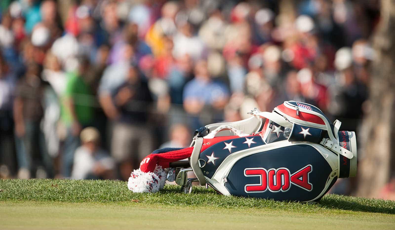 Ryder Cup Standbag USA