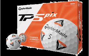TP5Pix TaylorMade 300x188 - TP5 und TP5X Pix von TaylorMade