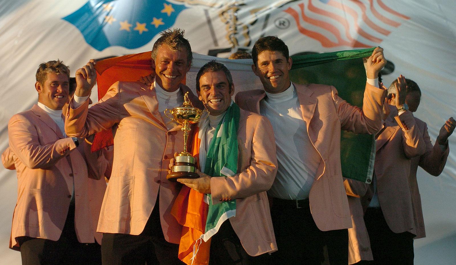 DarrenClarke RC2006 - Der emotionale Ryder Cup des Darren Clarke