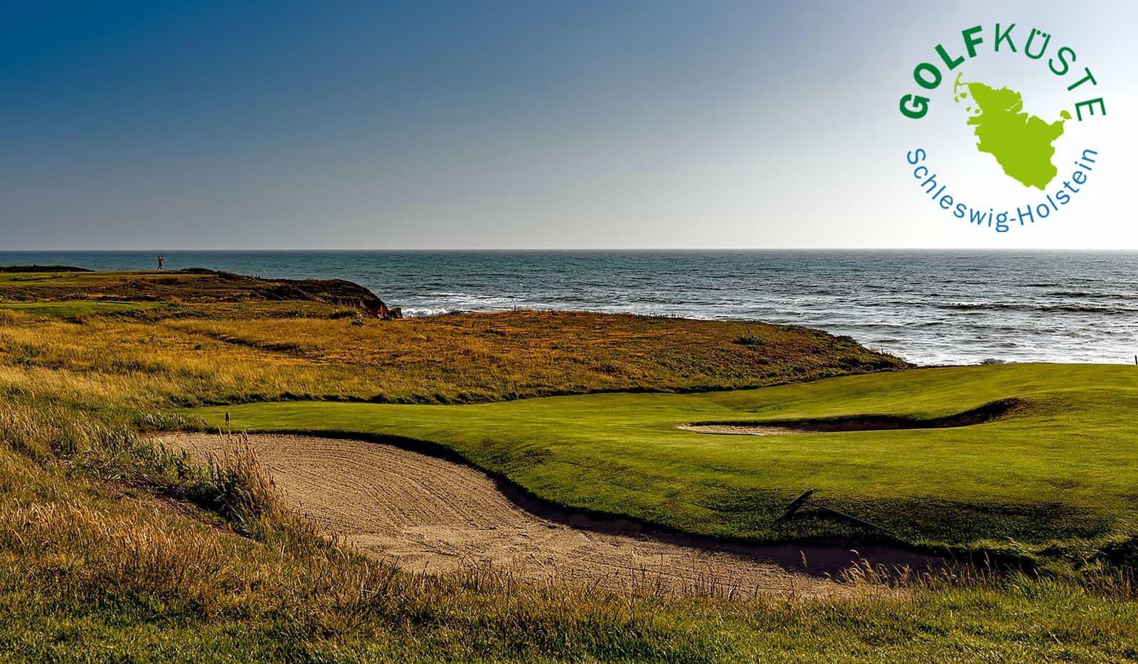 Golfplatz Küste