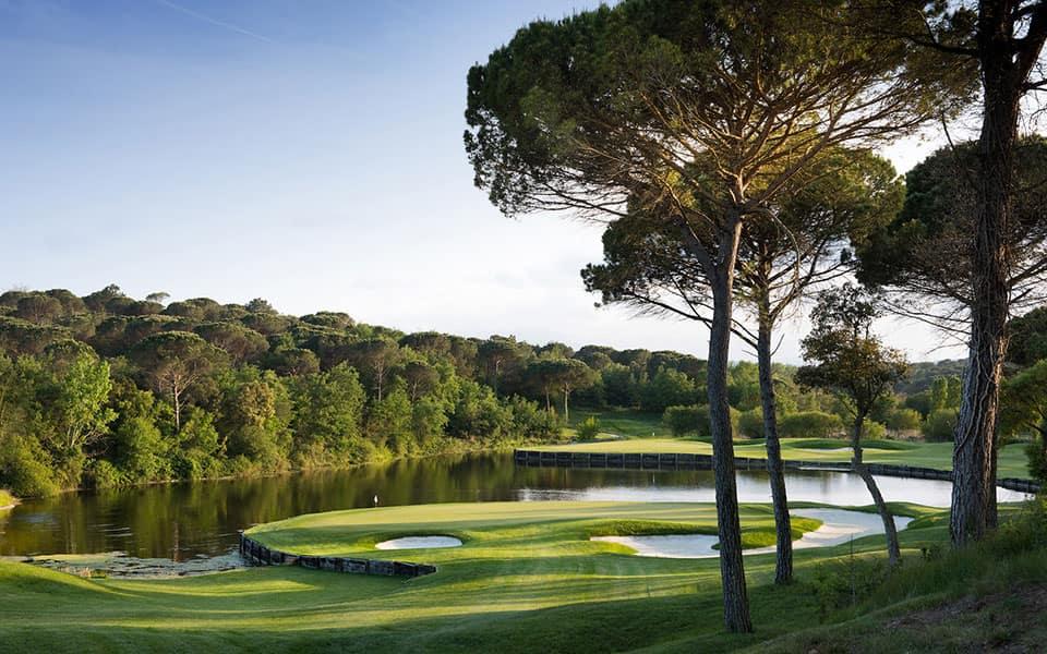 Stadium Course Hole 11, PGA Catalunya Resort