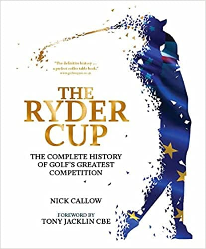 Cover The Ryder Cup, Nick Callow