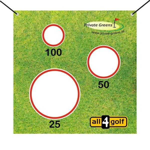 all4golf Chipping Target Professional