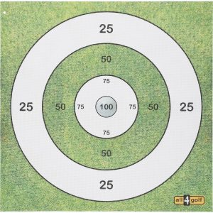 all4golf Chipping Target