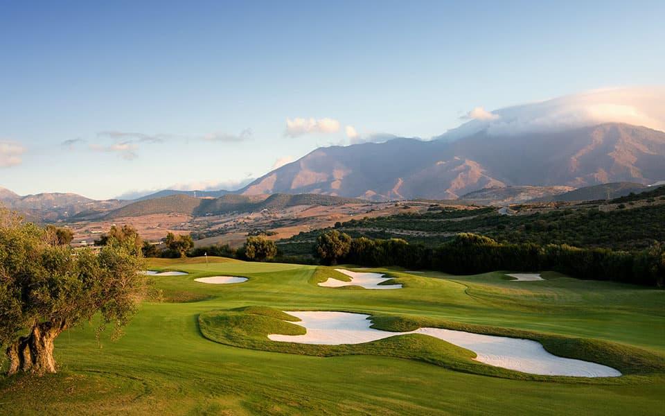 Golfplatz Finca Cortesin