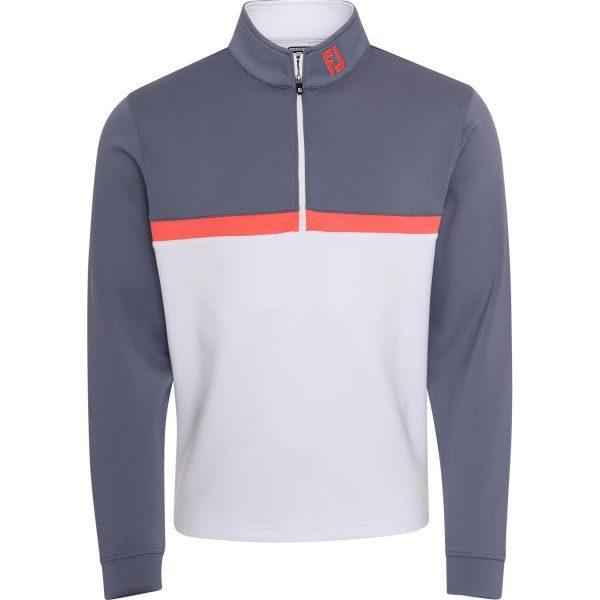 FootJoy Layer Colour Blocked Chill-Out anthrazitweiß