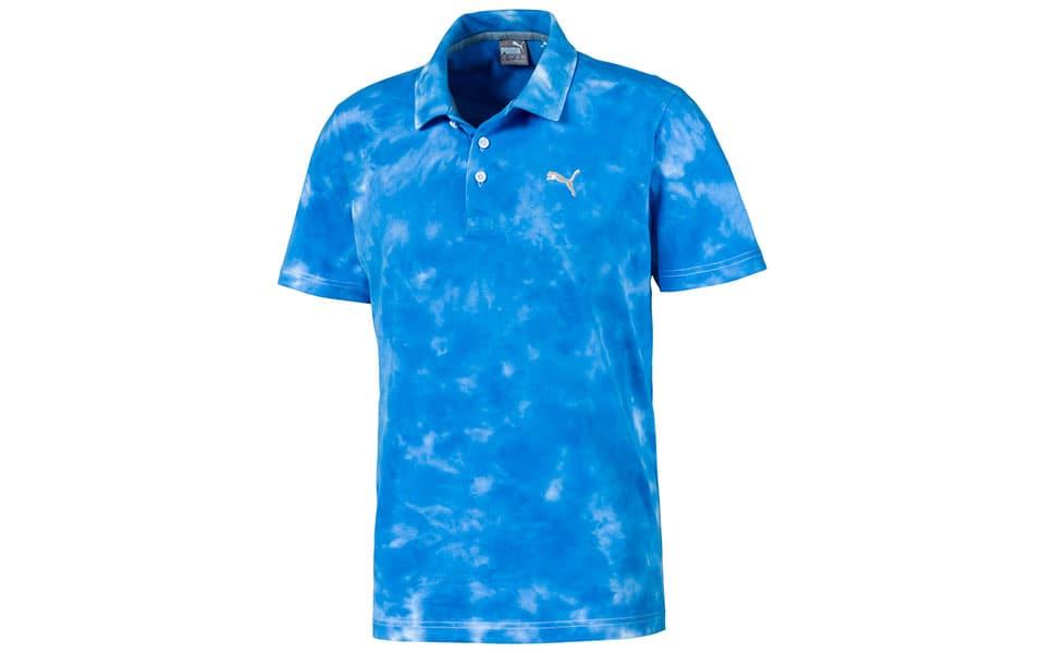 Haight Polo Blau