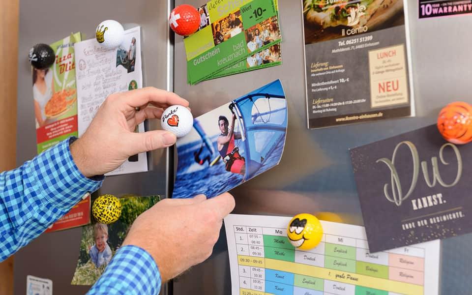 magball Kühlschrankmagnet