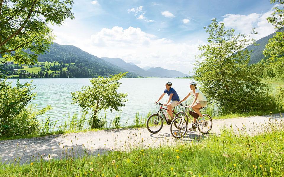Fahrradtour Kärnten