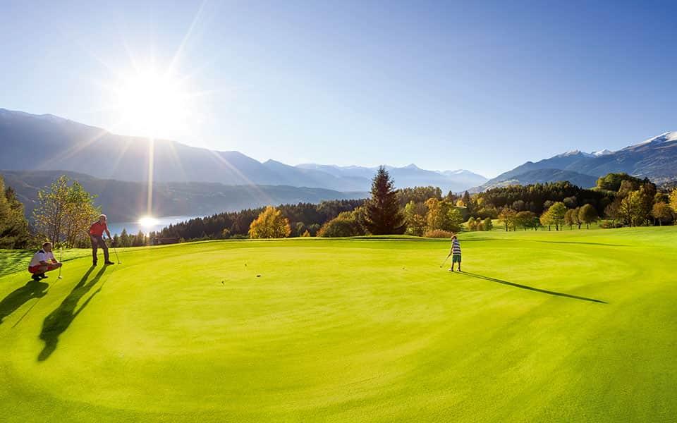 Golfplatz Millstätter See