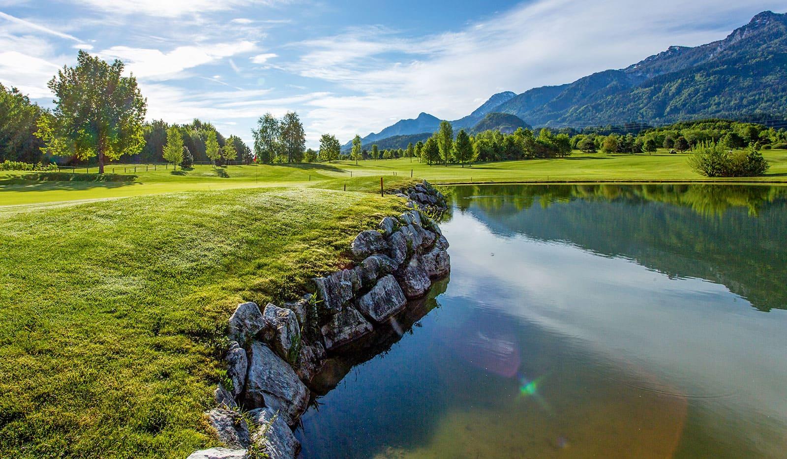 Golfplatz Finkenstein, Kärnten