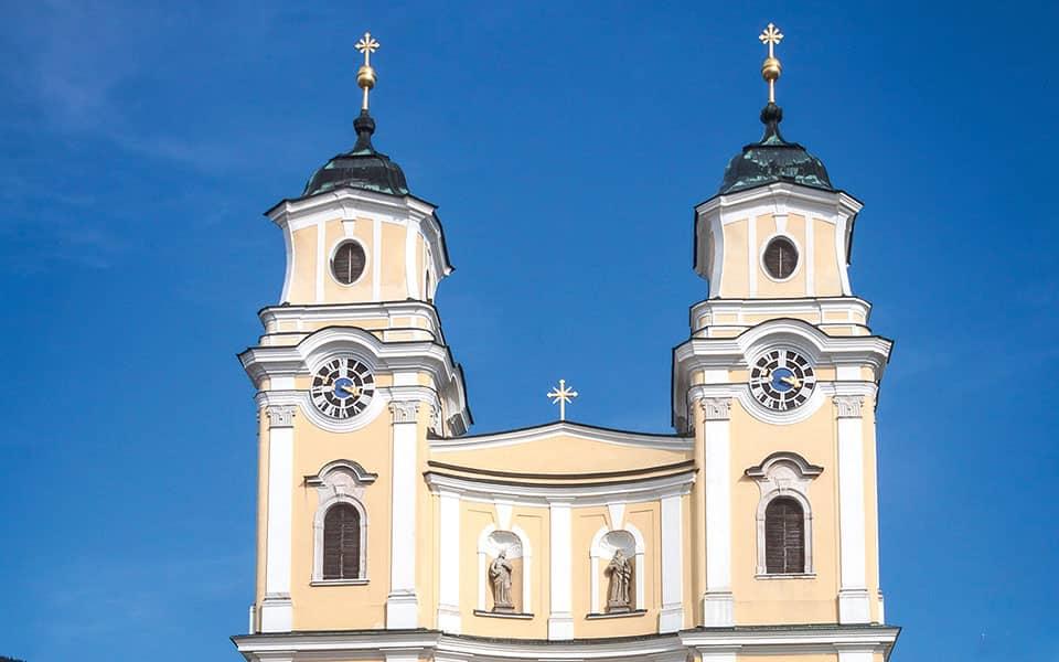 Salzburger Land Kirche