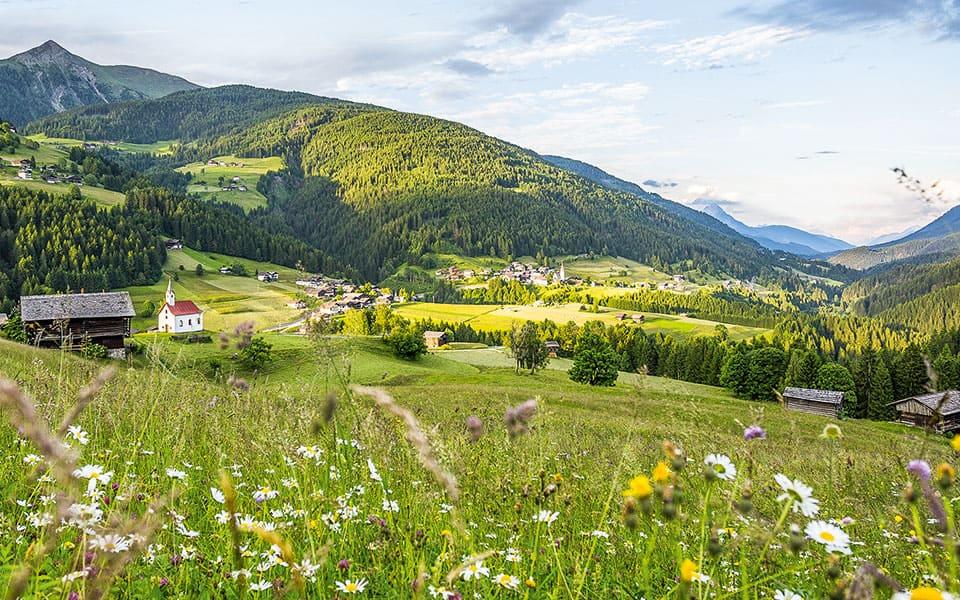 Landschaft Kärnten
