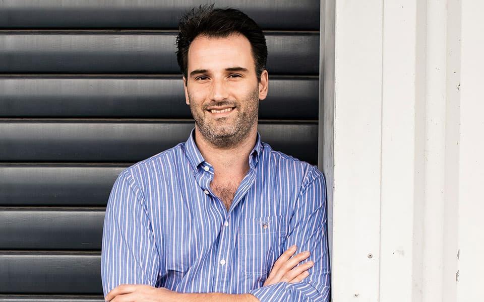 Patrik Tykesson, Gründer und CEO des Unternehmens e-bility GmbH