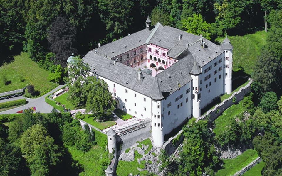 Tirol Schloss Tratzberg