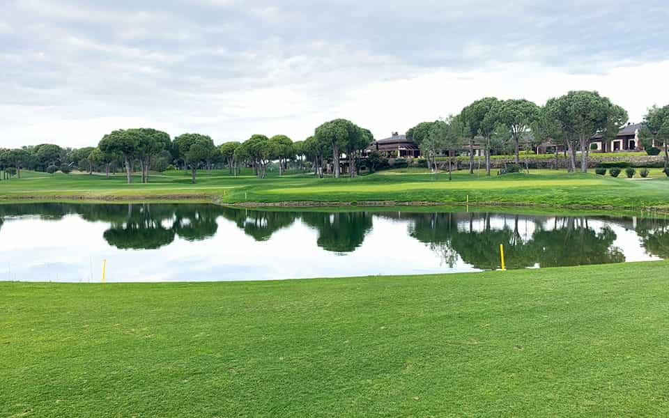 Carya Golfplatz