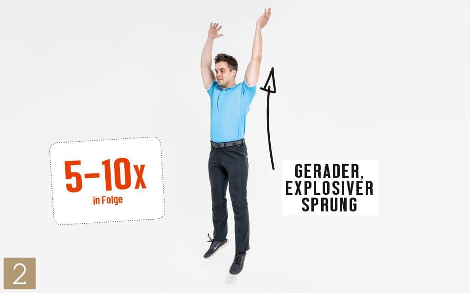 Unterkoerper Squat2 - Pilates Teil 4: Beine