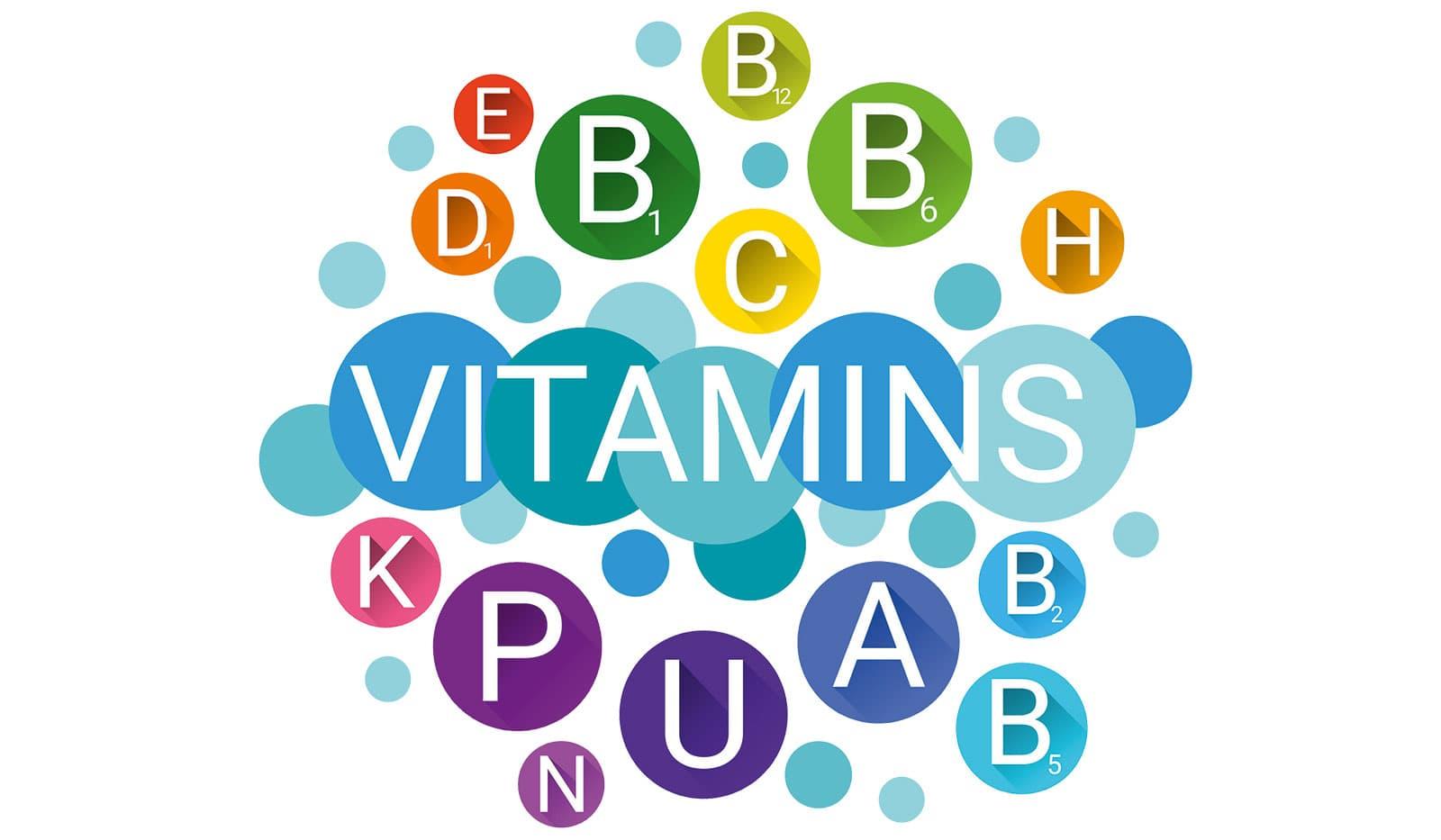 Grafik Vitamine